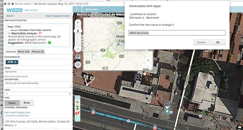 Waze Map Editor Magic